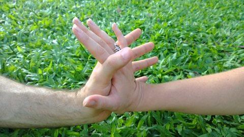 , Reverse hand to hand