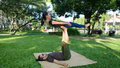 , Back Plank