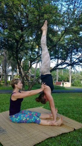 , Handstands on Different Body Parts L Basing